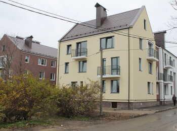 3-этажные жилые дома